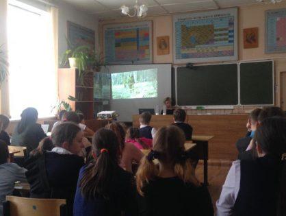 Урок живой истории «Ополченцы - добровольцы» в Ступино