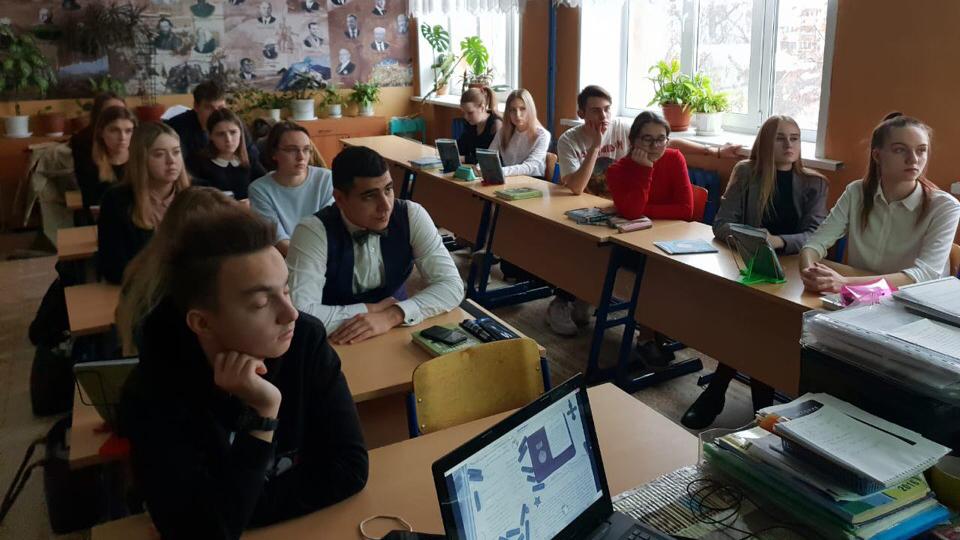 Уроки живой истории по теме «Ополченцы-добровольцы» в МБОУ СОШ 14